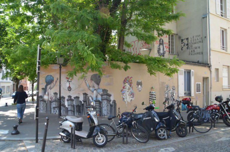 Feminist Street Art Tour