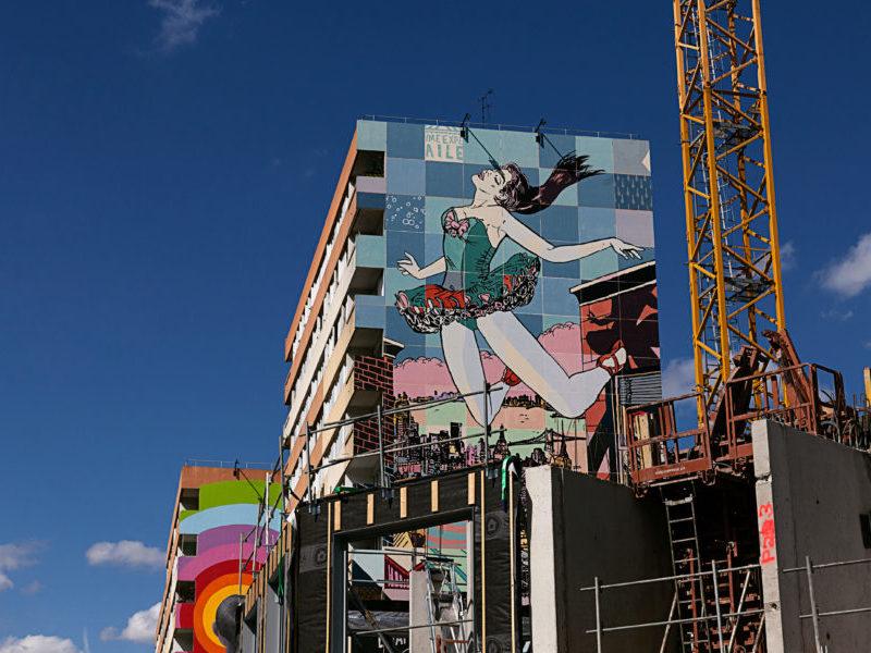 Où trouver le Street Art à Paris 2ème partie : 13ème arrondissement