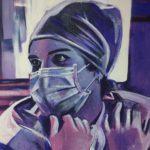 Ernesto Novo à l'hôpital Sainte Anne à Paris