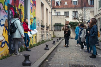 Street Art et Feminism